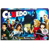 Hasbro Gaming Cluedo the Classic Mystery Board Game for Kids Child Birthday Xmas