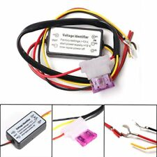 Dimmer Car DRL Lamp Relay Harness ON OFF Daytime Running Light Control