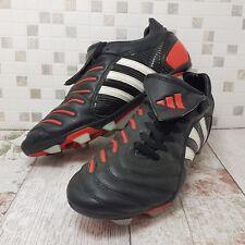 Adidas Predator Pulse Pulsado Mens Football Boots Size 8 TRX Black EU 42 2004