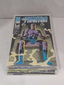 Complete Set of The Phantom (1989) 1-13 Lee Falk The Ghost Who Walks