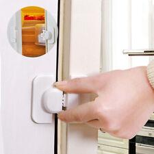 1*Refrigerator Freezer Fridge Door Lock Latch Catch For Child Toddler Safety Us