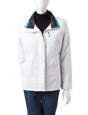 ZeroXposur Ladies Winter Jacket-White winter coat-midweight