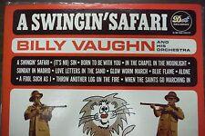 A Swingin' Safari Billy Vaughn  33RPM 011416 TLJ