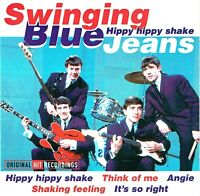 (CD) The Swinging Blue Jeans – Hippy Hippy Shake - Think Of Me, Good Lovin'