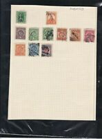 mexico stamps page ref 18229