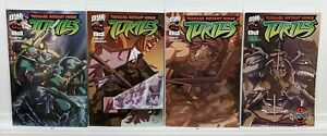 TEENAGE MUTANT NINJA TURTLES TMNT Dreamwave Issues 1 2 4 6 Comic Lot VF/NM