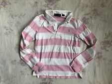 POLO RALPH LAUREN Mädchen Shirt Langarm Gr.122 6 years girls sweater polo shirt