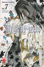 D. GRAY-MAN n° 7  I° edizione -  ed. Planet Manga