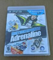 Motionsports: Adrenaline (PS3, Sony PlayStation 3, 2011)