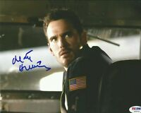 MATT DILLON ARMORED 8 x 10 inch SIGNED PHOTO PSADNA COA
