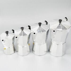 Metal espresso maker | Mocha pot | Cooker | Coffee maker