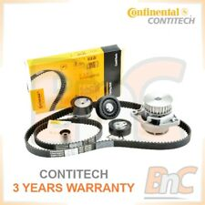 CONTITECH MAX HEAVY DUTY TIMING BELT KIT & WATER PUMP SET AUDI A2 BORA GOLF IV