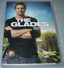 The Glades: The Complete First Season (DVD, 2011, 4-Disc Set)
