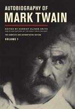 Autobiography of Mark Twain, Vol. 1 by Mark Twain , Hardcover