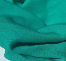 "60"" Turquoise Blue Teal Tencel Medium Weight Gabardine Twill Woven Fabric BTY"