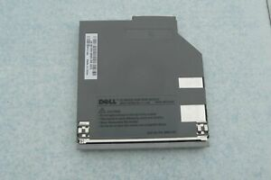 Dell CDRW DVD-ROM Drive Module for Latitude & other D Series Laptops, see list
