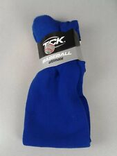 TCK blue baseball Ultimate socks Size L with built in arch and compression zones