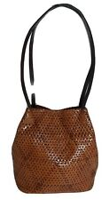 A.D. Woven Shoulder Bag Made In Italy
