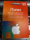 CANADIAN ITUNES CARD $25 - BRAND NEW. STREAM, WATCH, PLAY - CANADA ITUNES