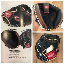 NEW Rawlings Catchers Mitt - Heart of the Hide PROCMB-3BSL