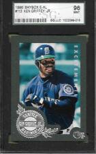 KEN GRIFFEY JR HOF 1996 SKYBOX E-XL CARD #113 MARNIERS GRADED SGC 9 MINT *ABC