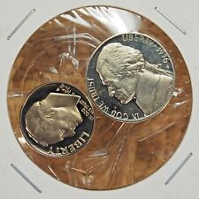 NICE LOT OF 2 UNITED STATES COINS (NICE ADDITION TO YOUR COLLECTION).....#13385