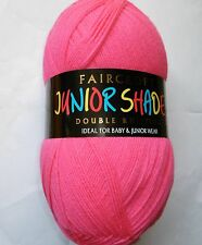 Woolcraft Faircroft Double Knitting Wool / Yarn 1 X 500g ball 155 Lipstick