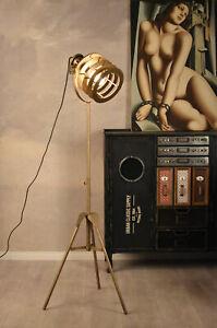 Floor Light Industrial Design Photo Lamp Tripod Light Retro Floor Lamp Iron Lamp