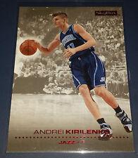 Andrei Kirilenko 2008-09 Skybox RUBY Parallel Insert Card (#'d 30/50)