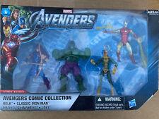 Marvel Avengers Comic Collection Figure Set 2