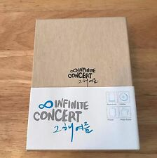 Infinite That Summer 1 Live Concert Special DVD [Complete Set]