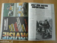MV8213-SPECIAL DUTCH TT ISSUE,HONDA FT500,550 CC TEST