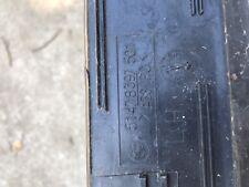 BMW Oem Z3 Roadster Convertible Cover Door Sill Trim Left Driver Side