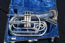 Yamaha YHR-302M Bb Marching French Horn #2