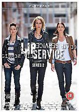 Lip Service - Series 2 [2 Disc - DVD] - Ruta Gedmintas (New & Sealed)