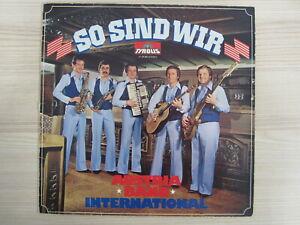 LP /  Austria Band International – So Sind Wir / AUSTRIA / RARITÄT /