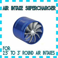 Chevy Air Intake SS Supercharger Turbo Performance Fan - FREE SHIPPING FROM USA!