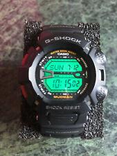 CASIO G-SHOCK  MUDMAN DIGIAL WATCH G-9000 200m water resistant GOOD CONDITION