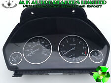 BMW F30 Diesel From 12-15 Speedometer Instrument Cluster (Breaking For Parts)