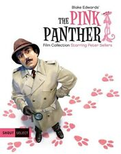 THE PINK PANTHER FILM COLLECTION STARRING PETER SELLERS New Blu-ray All 6 Films