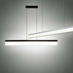 New Led Strip Pendant Light Chandelier Rectangle Acrylic Ceiling Lamp Fixture