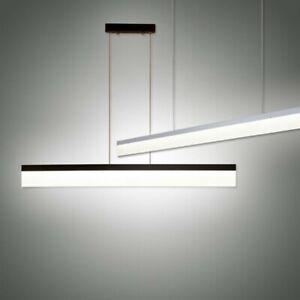 New Led Strip Pendant Light Chandelier Rectangle Acrylic Ceiling Lamp Fixture