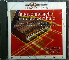 CD MARGHERITA PORFIDO - nuove musiche per clavicembalo
