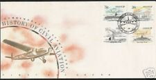 SINGAPORE 20 75 CENTS 1 2 DOLLARS 1991 CONCORDE AIRPLANE FDC STAMP COMPLETE SET