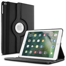 Etui Housse Coque Rotatif 360° Rotation Tablet NOIR pour Apple iPad 9.7 2017