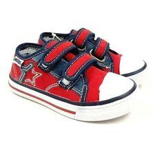 scarpe da bambino ginnastica sportive Sneakers per bimbo CANGURO in tela strappo