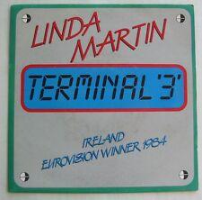 LINDA MARTIN (SP 45 Tours)  TERMINAL 3 -  IRELAND EUROVISION 1984