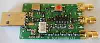 Precision HF Up Converter for RTL2832U E4000 R820T 2 RTL SDR tuner Funcube DVB-T