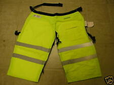 ECHO REPLACEMENT CHAINSAW CHAPS, UL CLASSIFIED NEW