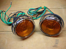Lucas L563 Turn/Indicator Lamps, Jaguar XK140, XK150, Mark VIIM, VIII, IX, MK 2